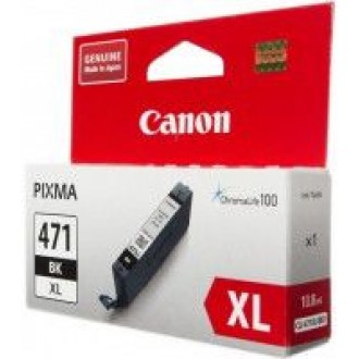 Картридж CANON CLI-471XLBK 0346C001 черный