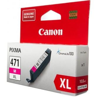 Картридж CANON CLI-471XLM 0348C001 пурпурный