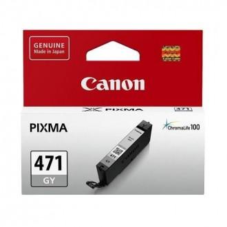 Картридж CANON CLI-471GY 0404C001 серый