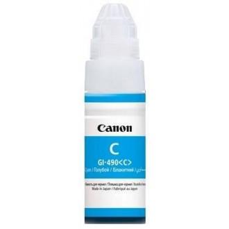 Картридж CANON GI-490C 0664C001 голубой