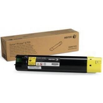Картридж XEROX 106R01525 желтый