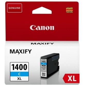 Картридж CANON PGI-1400XLC 9202B001 голубой