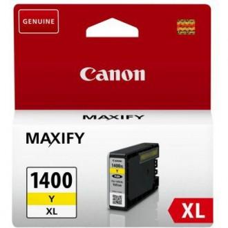 Картридж CANON PGI-1400XLY 9204B001 желтый