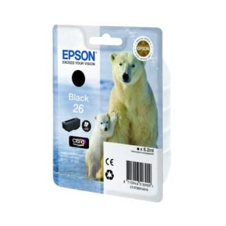 Картридж EPSON T2601 C13T26014010 черный