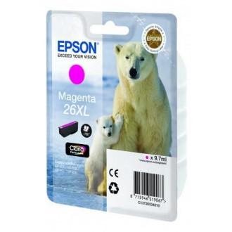 Картридж EPSON T2633 C13T26334010 пурпурный