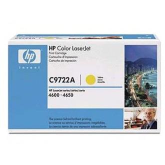Картридж HP 641A C9722A желтый
