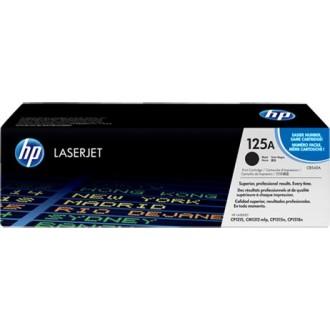 Картридж HP 125A CB540A черный