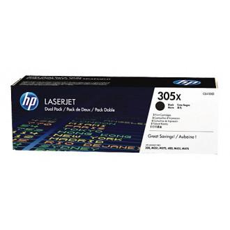 Двойная упаковка картриджей HP 305X CE410XD черный
