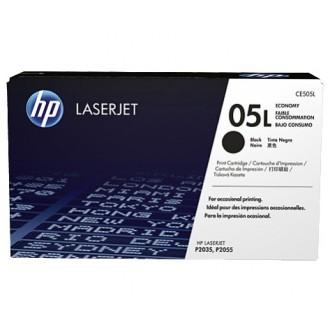Картридж HP 05L CE505L черный
