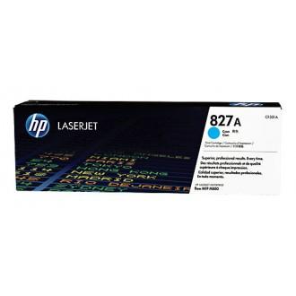Картридж HP 827A CF301A голубой