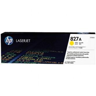 Картридж HP 827A CF302A желтый