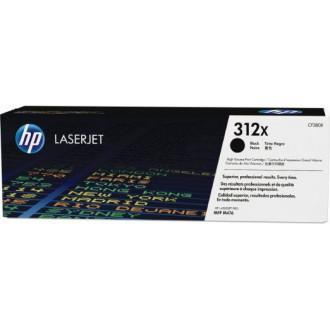 Картридж HP 312A CF380X черный