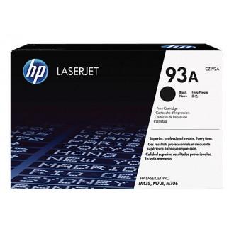 Картридж HP 93A CZ192A черный