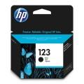 Картридж HP 123 F6V17AE черный