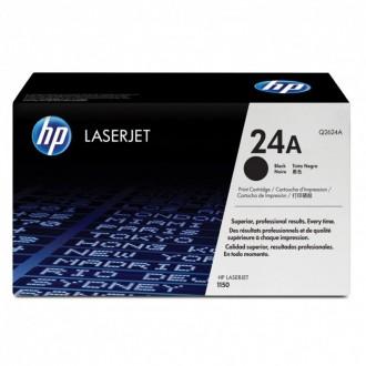 Картридж HP 24A Q2624A черный