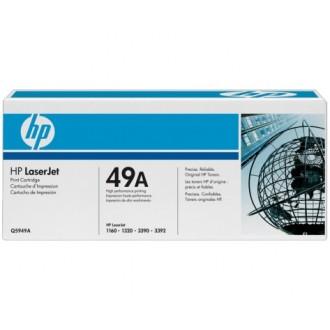Картридж HP 49A Q5949A черный
