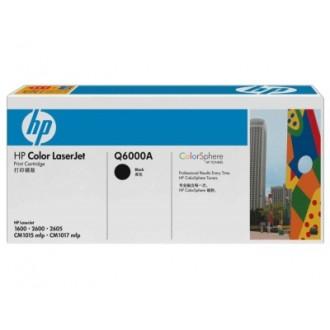 Картридж HP 124A Q6000A черный