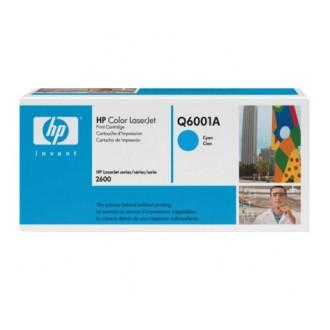 Картридж HP 124A Q6001A голубой