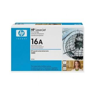 Картридж HP 16A Q7516A черный