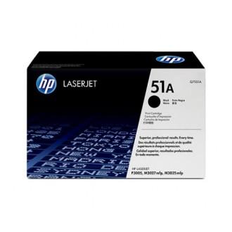 Картридж HP 51A Q7551A черный