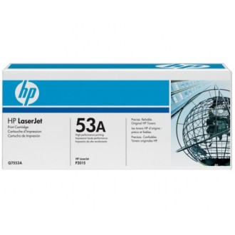 Картридж HP 53A Q7553A черный