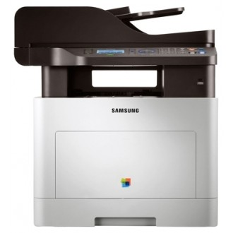 Лазерное МФУ Samsung CLX-6260FRBlack/White