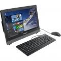 "Моноблок LENOVO S200z Black (10K4002DRU)(Intel Pentium J3710 1600Mhz/19.5""/1600х900/4Gb/500Gb/HDD/DVD-RW/Intel HD Graphics 405/WiFi/Bluetooth/Free DOS)"