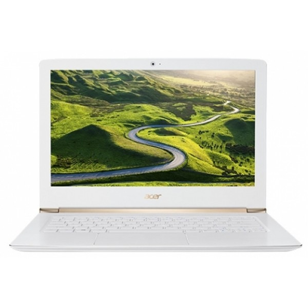 Acer Ультрабук Acer ASPIRE S5-371T-55B2 White (NX.GCLER.002) (Intel Core i5 6200U 2300 MHz/13.3/1920x1080/8.0Gb/256Gb SSD/DVD нет/Intel HD Graphics 520/Wi-Fi/Bluetooth/Linux)