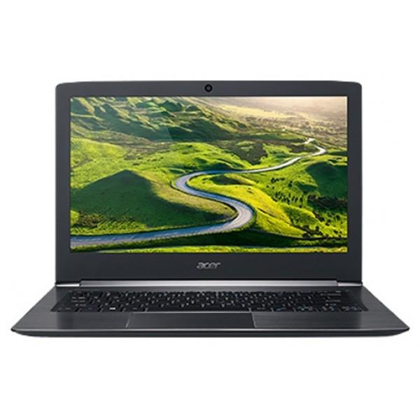 Acer Ультрабук Acer Aspire S5-371-33RL Black (NX.GCHER.003)(Intel Core i3 6100U 2300MHz/13.3/1920x1080 /8.0Gb/1286Gb SDD/No ODD/Intel HD Graphics 520/Wi-Fi/Bluetooth/Windows 10)