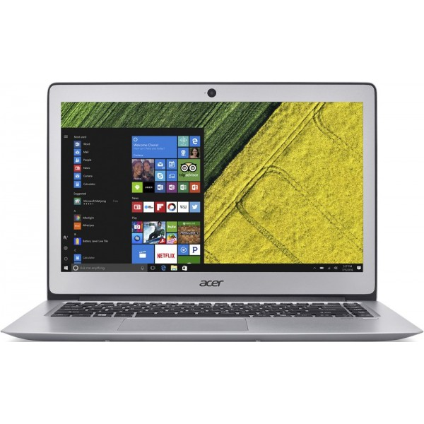 Acer Ультрабук Acer Swift SF314-51-55K1 Silver (NX.GKBER.008) (Intel Core i5 6200U 2300 MHz/14/1920x1080/8.0Gb/256Gb SSD/DVD нет/Intel HD Graphics 520/Wi-Fi/Bluetooth/Win 10 Home)