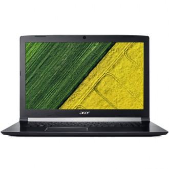Ноутбук Acer Aspire A715-71G  black