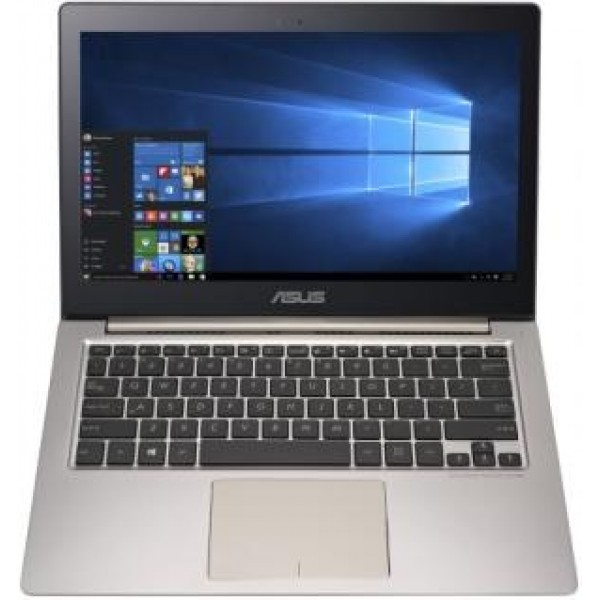 ASUS Ультрабук ASUS Zenbook UX303UB-R4253T Brown (90NB08U1-M05050) (Intel Core i5 6200U 2300 MHz/13.3/1920x1080/6Gb/128Gb SSD/NVIDIA GeForce GT 940M/Wi-Fi/Bluetooth/Windows 10)