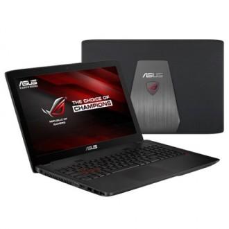 Ноутбук ASUS ROG GL552VW-DM321T Black