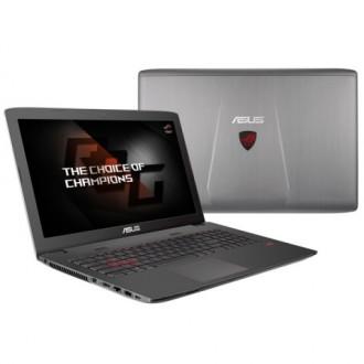 Ноутбук ASUS ROG GL752VW-T4031T Grey