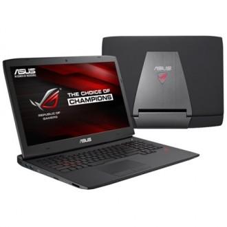 Ноутбук ASUS ROG G751JL-T7056T Black