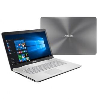 Ноутбук ASUS N751JX-T7215T Grey