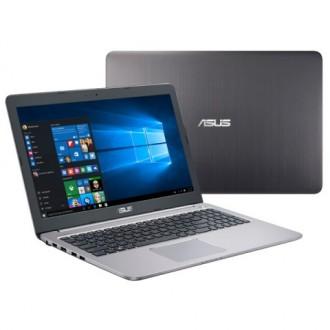 Ноутбук ASUS K501UX-XX068T Grey