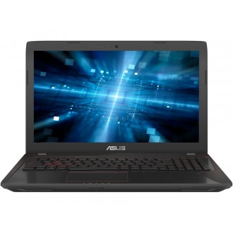Ноутбук Asus FX553VE-DM347T  black