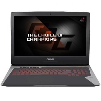 Ноутбук Asus ROG G752VS-GB562T  Gray