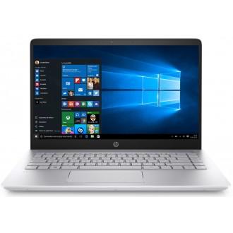 Ноутбук HP Pavilion 14-bf003ur  silver