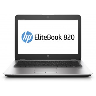 Ноутбук HP EliteBook 820  silver