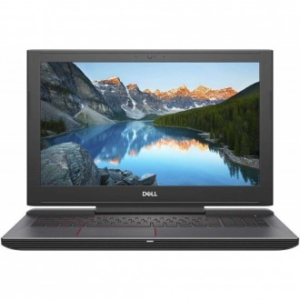 Ноутбук Dell Inspiron 7577  Red