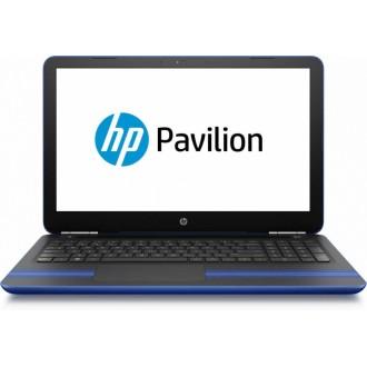 Ноутбук HP Pavilion 15-cc104ur  blue