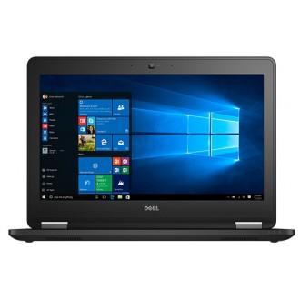 Ноутбук DELL LATITUDE E7270 Black