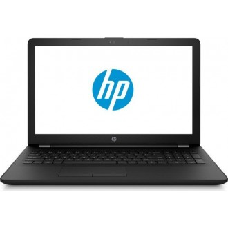 Ноутбук HP 15-bs651ur  Black