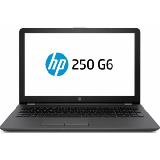 Ноутбук HP 250 G6  Black