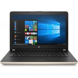 Ноутбук HP 14-bs038ur  Gold
