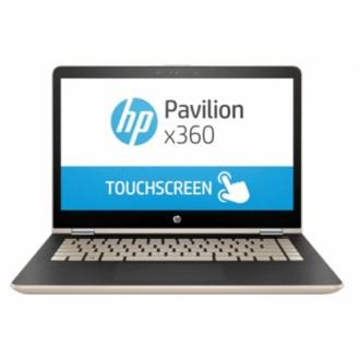 Ноутбук HP Pavilion x360 14-ba108ur  Gold