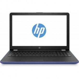 Ноутбук HP 15-bs044ur  blue