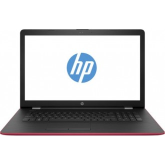 Ноутбук HP 17-ak024ur  red